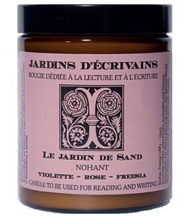 Le jardin de Sand Jardins d'Ecrivains