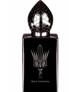 Stephane Humbert Lucas 777 Black Gemstone