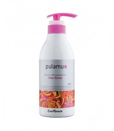 Восстанавливающий кондиционер для волос PULAMU EM Hair Care Rinse Evome