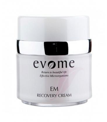 Восстанавливающий питательный крем для лица EM Recovery Cream Evome