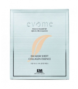 Evome Коллагеновая маска для лица Evome Collagen Essence Mask