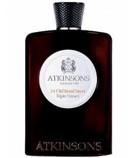 Atkinsons London 1799 24 Old Bond Street Triple Extract