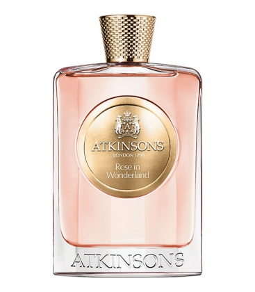 Rose in Wonderland Atkinsons London 1799