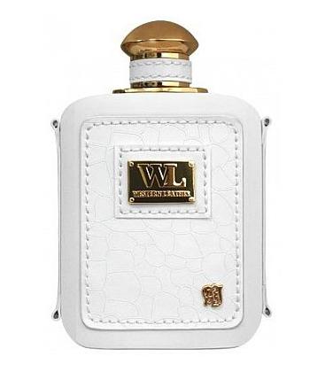 Western Leather White Alexandre. J