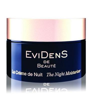 Крем ночной увлажняющий La Creme de Nuit Evidens