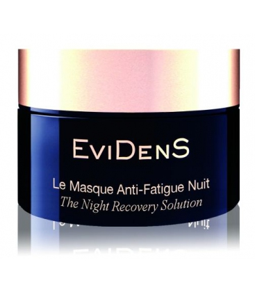 Гель-маска для ночного восстановления La Masque Anti-Fatigue Nuit Evidens