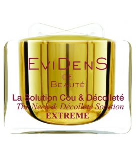 Evidens Серия Extreme: Концентрат для шеи и декольте