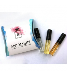 Аро-Мания Aro-Mania DEMO BOX - демонстрационный набор сэмплов ароматов