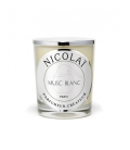 Аромат для дома Musc blanc Parfums de Nicolai