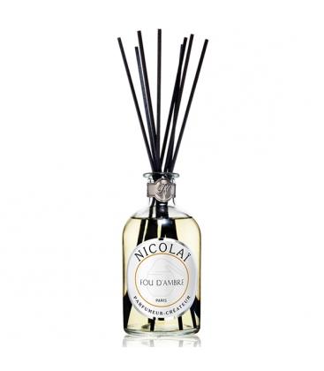 Аромат для дома Fou d'ambre Parfums de Nicolai
