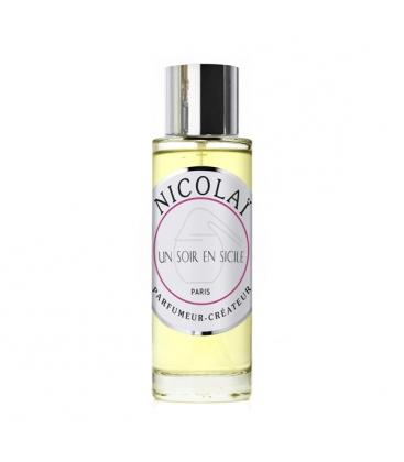 Аромат для дома Un soir en sicile Parfums de Nicolai