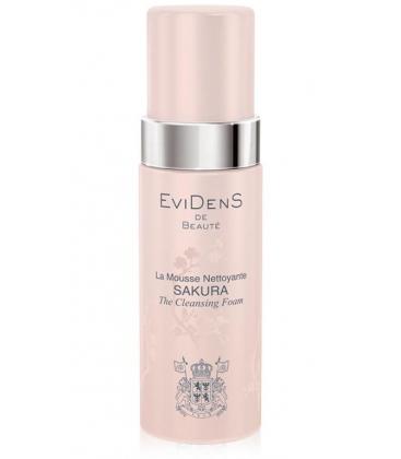 Очищающий мусс для сохранения молодости кожи Evidens