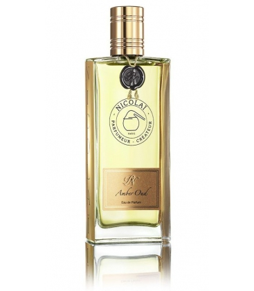 Amber Oud Parfums de Nicolai