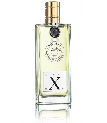 L' eau miXte Parfums de Nicolai