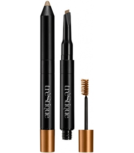 treStiQue Карандаш и гель-тушь для бровей Define, Sculpt & Set Brow Pencil