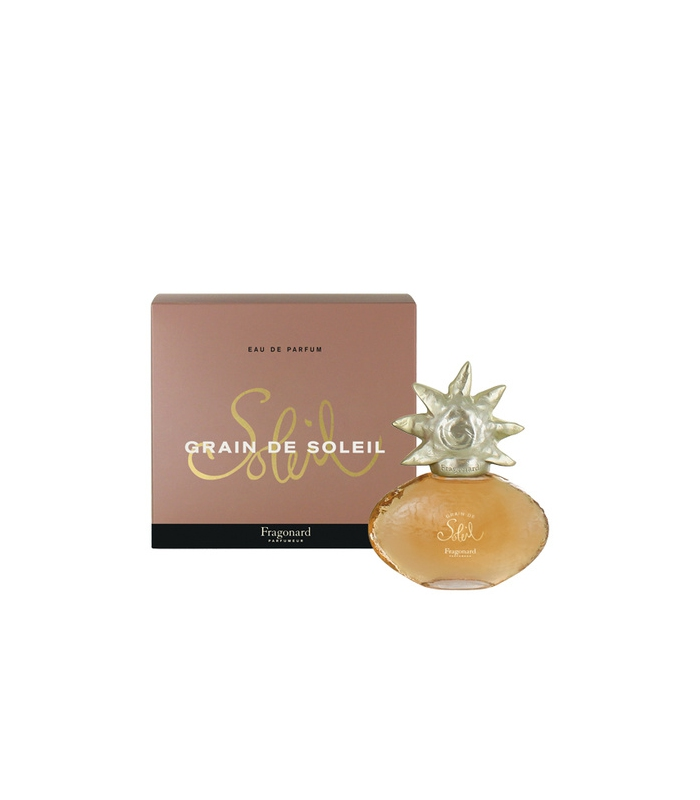 парфюмерная вода Fragonard Grain De Soleil купить по цене от 3640 руб