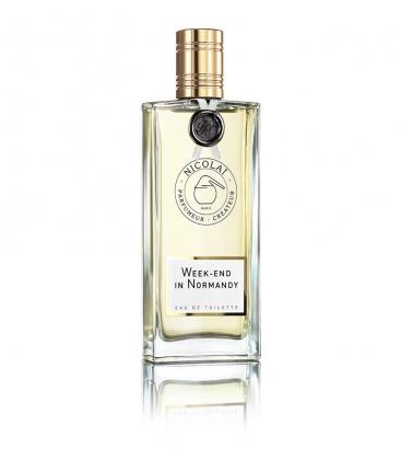 Weekend In Normandy Parfums de Nicolai