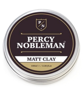 Percy Nobleman Матовая глина для укладки волос Matt Clay