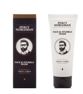 Percy Nobleman Средство для умывания лица и бороды Face and Stubble Wash