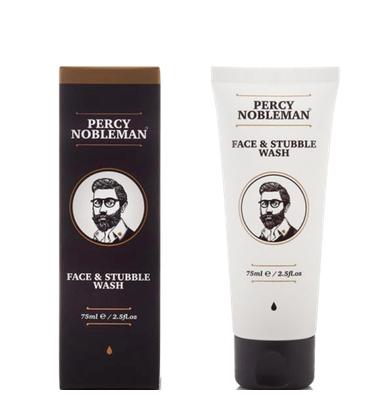 Средство для умывания лица и бороды Face and Stubble Wash Percy Nobleman