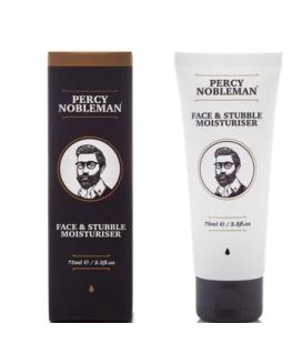 Percy Nobleman Увлажняющее средство для лица и бороды Face and Stubble Moisturiser