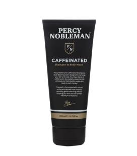 Percy Nobleman Шампунь Кофеиновый Caffeinated Shampoo & Body Wash