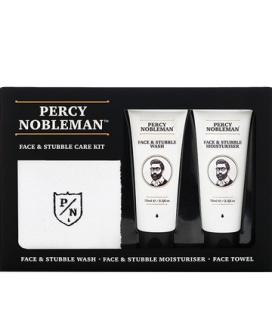 Percy Nobleman Набор лица и щетины Face & Stubble