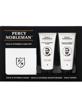 Percy Nobleman Набор лица и щетины Face & Stubble