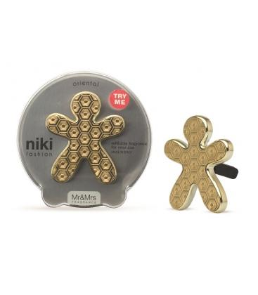 Ароматизатор для авто Niki Fashion Oriental (восточный) Mr&Mrs Fragrance