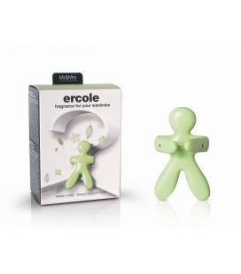 Mr&Mrs Fragrance Ароматизатор для гардероба ERCOLE Sparkling Fruits / Благоухающие фрукты (зеленая пастель)