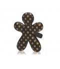 Ароматизатор для авто NIKI AMBRE MUSK / Амбра и мускус (цвет: черный в золоте) Mr&Mrs Fragrance