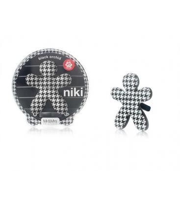 Ароматизатор для авто NIKI Black Orchid / Черная орхидея Mr&Mrs Fragrance