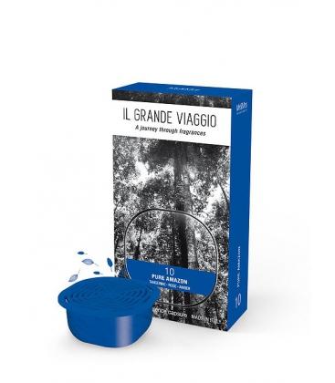 Аромакапсула для GEORGE: Путешествие №10 Pure Amazon / Девственная Амазонка Mr&Mrs Fragrance