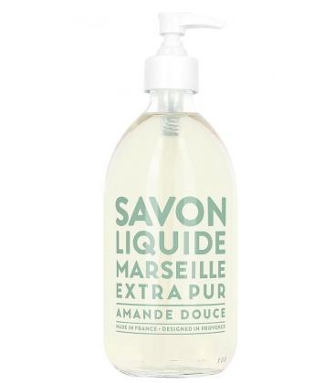 Жидкое мыло для тела и рук Amande Douce/Sweet Almond Compagnie de Provence