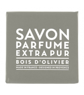 Compagnie de Provence Парфюмированное мыло Bois D'Olivier/Olive Wood