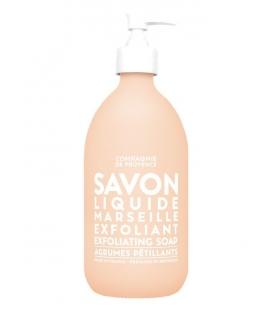 Compagnie de Provence Жидкое мыло-скраб для тела и рук Exfoliant/Exfoliating