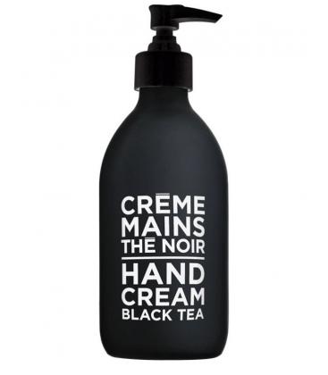 Увлажняющий крем для рук The Noir/Black Tea Compagnie de Provence