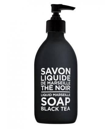 Жидкое мыло для тела и рук The Noir/Black Tea Compagnie de Provence