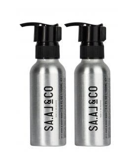SA.AL&CO Гель для тела и волос в дорожном формате