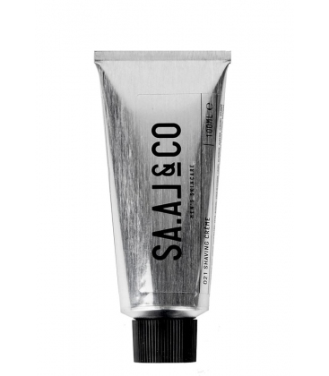 Крем для бритья SA.AL&CO