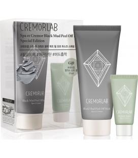 Cremolab Маска-пленка Cremorlab очищающая, на основе глины + подарок
