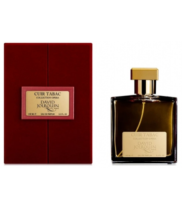 CUIR TABAC Opera Collection David Jourquin