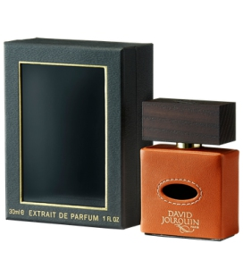 David Jourquin CUIR MANDARINE Nomade Collection