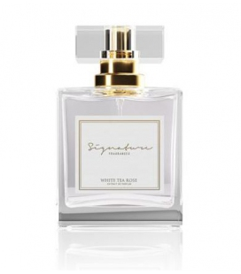 Signature Fragrances White Tea Rose
