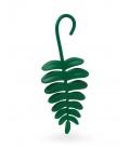 Аромадекор для авто и дома ЛИСТИК зеленый / Pine Forest