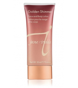 Jane Iredale Крем для лица и тела Легкое мерцание Golden Shimmer
