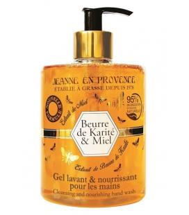 Жидкое мыло SHEA BUTTER&HONEY Jeanne En Provence