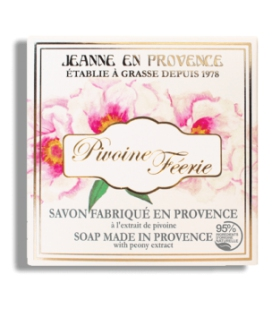 Мыло PIVOINE FEERIE Jeanne En Provence