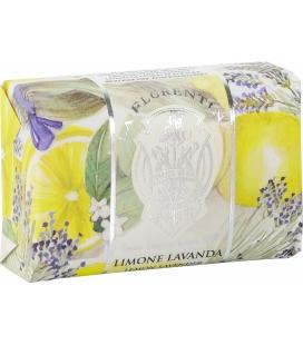 Мыло Lemon & Lavender / Лимон и Лаванда La Florentina