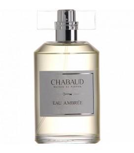 Eau Ambree Chabaud Maison de Parfum